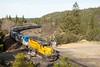 Photo 1819<br /> Amtrak; Cape Horn, California<br /> March 14, 2010