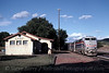 Photo 0021<br /> Amtrak; Lamy, New Mexico<br /> September 24, 1999