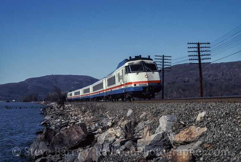 Photo 1576<br /> Amtrak; Peekskill, New York