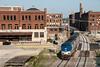 Photo 2379<br /> Amtrak; Burlington, Iowa<br /> June 18, 2012