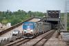 Photo 1854<br /> Amtrak; Niota, Illinois<br /> April 26, 2010