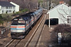 Photo 2107<br /> Amtrak; Branford, Connecticut<br /> April 18, 1998
