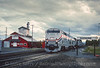 Photo 5074<br /> Amtrak<br /> Napavine, Washington<br /> June 1997