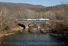 Photo 0837<br /> Amtrak; Great Cacapon, West Virginia<br /> December 19, 2006