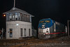 Photo 2611<br /> Amtrak; BO Tower, Kalamazoo, Michigan<br /> April 17, 2012
