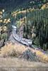 Photo 1648<br /> Amtrak; Tolland, Colorado<br /> September 10, 1994