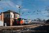 Photo 2288<br /> Amtrak; Bryn Mawr, Pennsylvania<br /> December 4, 2011