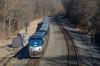 Photo 4040<br /> Amtrak; Thompsontown, Pennsylvania<br /> February 19, 2017