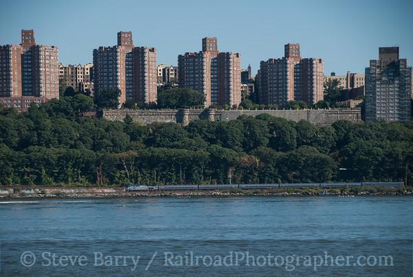 Photo 3218 Amtrak; Manhattan, New York, New York September 27, 2014