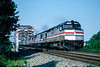 Photo 5473<br /> Amtrak<br /> Woodbridge, Virginia<br /> June 1994