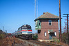 Amtrak; Winslow Junction NJ; 10/28/93