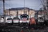 Photo 0029<br /> Amtrak; Race Street Engine Terminal, Philadelphia, Pennsylvania<br /> December 1, 1991