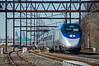 Photo 4062<br /> Amtrak; Tacony, Philadelphia, Pennsylvania<br /> April 9, 2017