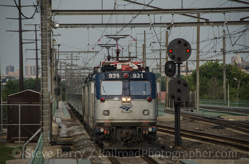 Photo 2453<br /> Amtrak; Secaucus Junction, New Jersey<br /> September 14, 2012