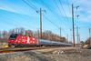 Amtrak; Newark DE; 12/22/19