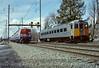 Photo 3670<br /> Amtrak; Parkesburg, Pennsylvania<br /> March 3, 1984