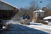 Photo 1799<br /> Amtrak; Bryn Mawr, Pennsylvania<br /> February 12, 2010