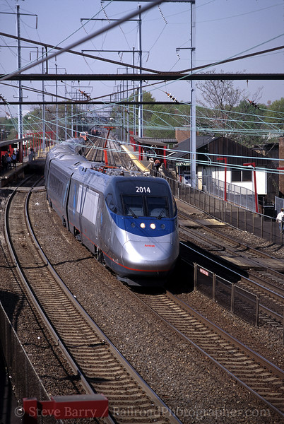 Photo 0006<br /> Amtrak; Elizabeth, New Jersey<br /> May 1, 2001