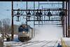 Photo 1791<br /> Amtrak; Croydon, Pennsylvania<br /> February 7, 2010
