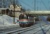 Photo 4140<br /> Amtrak; Sharon Hill, Pennsylvania<br /> February 4, 1996