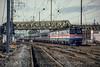Photo 5128<br /> Amtrak<br /> Frankford Junction, Philadelphia, Pennsylvania<br /> November 1991