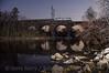 Photo 3620<br /> Amtrak; Conestoga Creek, Lancaster, Pennsylvania<br /> December 4, 2015