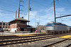 Photo 1390<br /> Amtrak; Holmesburg Junction, Pennsylvania<br /> April 5, 2009