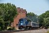 Photo 2409<br /> Amtrak; Salisbury, North Carolina<br /> July 4, 2012