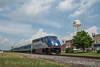 Photo 3152<br /> Amtrak; Landis, North Carolina<br /> May 30, 2014