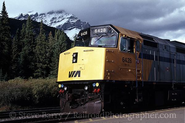 Passenger Railroads