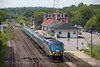 Photo 1506<br /> VIA Rail Canada; Brockville, Ontario<br /> June 17, 2009