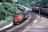 Photo 0812<br /> Canadian National; Bayview Junction, Hamilton, Ontario<br /> August 1980