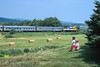Photo 4090<br /> VIA Rail Canada; Antigonish, Nova Scotia<br /> July 2002