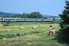 Photo 4090<br /> VIA Rail Canada; Antigonish, Nova Scotia<br /> July 2002