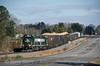Photo 3269<br /> Aberdeen, Carolina & Western; Star, North Carolina<br /> December 9, 2014