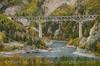 Photo 2792<br /> Alaska Railroad; Healy Canyon, Healy, Alaska<br /> September 16, 2013