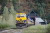 Photo 2806<br /> Alaska Railroad; Bear Valley, Whittier, Alaska<br /> September 23, 2013