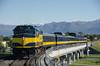 Photo 2801<br /> Alaska Railroad; Anchorage Airport, Anchorage, Alaska<br /> September 20, 2013