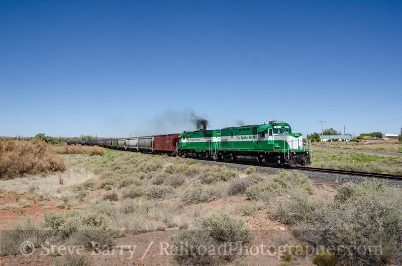 Photo 3867<br /> Apache; Holbrook, Arizona<br /> July 12, 2016