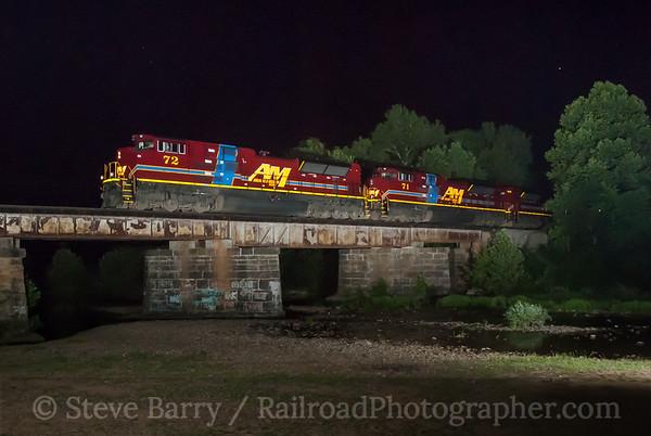 Photo 3184 Arkansas & Missouri; Mountainburg, Arkansas June 16, 2014