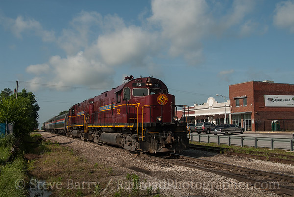 Photo 3179 Arkansas & Missouri; Rogers, Arkansas June 16, 2014