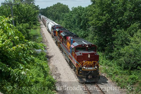 Photo 3181 Arkansas & Missouri; Butterfield, Missouri June 16, 2014