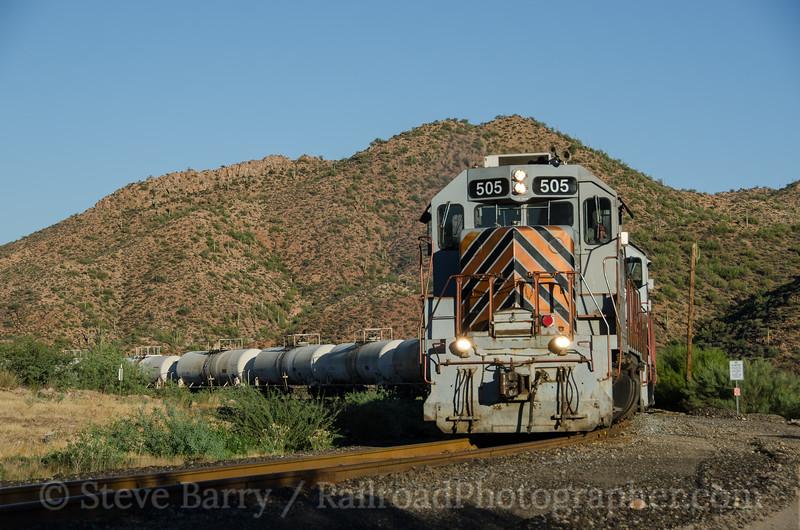 Photo 3872<br /> Copper Basin; Kelvin, Arizona<br /> July 13, 2016