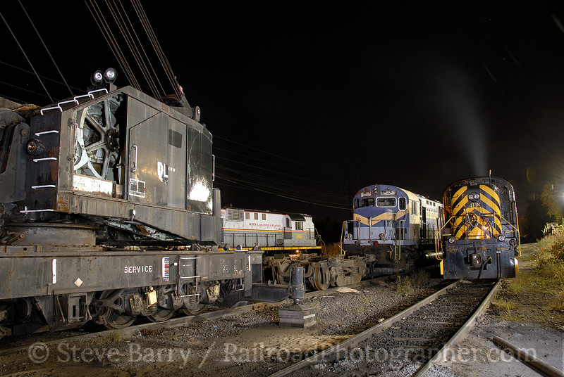 Photo 1302<br /> Delaware Lackawanna; South Scranton, Pennsylvania<br /> October 19, 2008