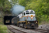 Photo 4283<br /> Delaware Lackawanna<br /> Nay Aug Tunnel, Scranton, Pennsylvania<br /> September 2, 2017