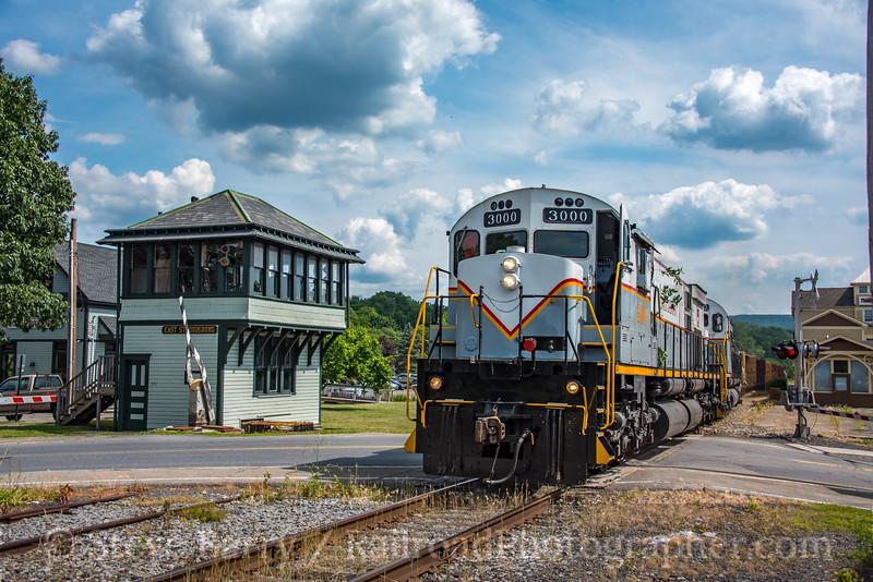 Photo 4999<br /> Delaware Lackawanna<br /> East Stroudsburg, Pennsylvania<br /> June 26, 2018