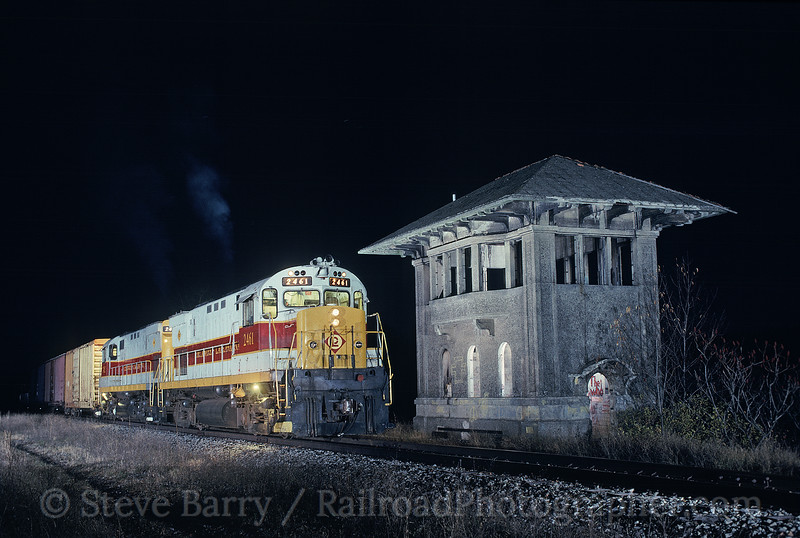 Photo 0235<br /> Delaware Lackawanna; Gouldsboro, Pennsylvania