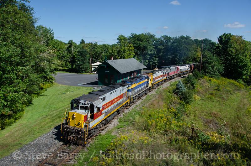 Photo 3484<br /> Delaware Lackawanna; Cresco, Pennsylvania<br /> September 11, 2015