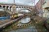 Photo 4057<br /> East Penn; Manayunk, Philadelphia, Pennsylvania<br /> April 4, 2017