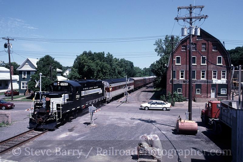 Photo 0264<br /> Finger Lakes; Auburn, New York<br /> July 12, 1998